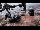 DJI Zenmuse X5 - Olympus 12mm/45mm/14-42mm, DJI 15mm