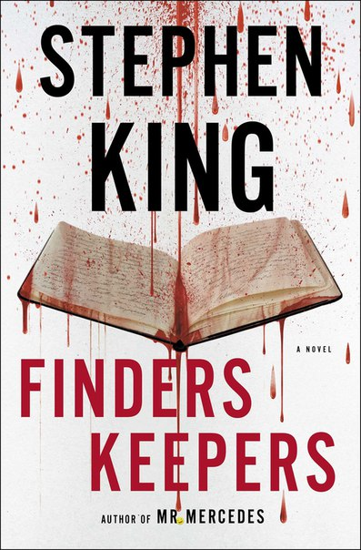 Finders Keepers (Bill Hodges Trilogy #2)