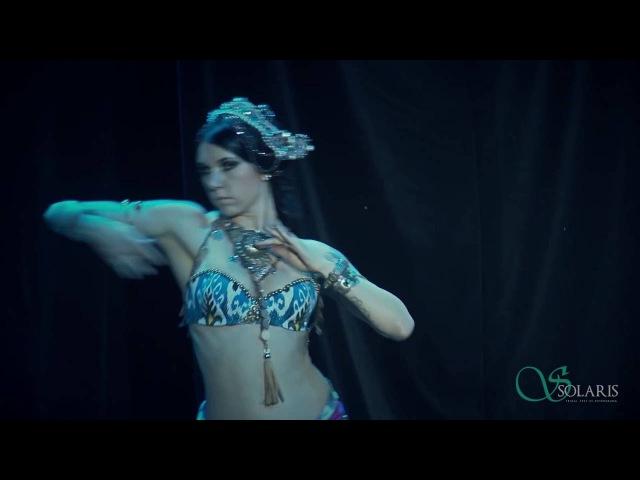 Mata Hari by Tiana Frolkina Dragonfly Tribe @ SOLARIS Tribal Show 2016