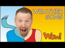 Weather Song for Kids   How´s the Weather?   Steve and Maggie