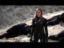 Laurel Lance / Black Canary Action - Fire Under My Feet (Arrow)