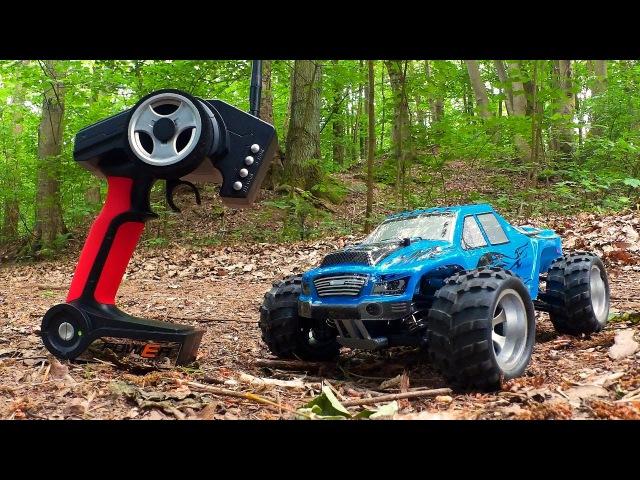 WLtoys Vortex High Speed RC Car von Testbericht Testfahrt