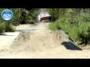 Kyosho DRX VE Rally Car Running Video - Massive BMX Jumps!