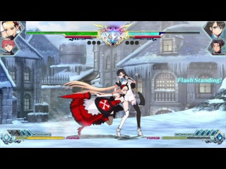 Blade Arcus from Shining: Battle Arena - Announce Trailer