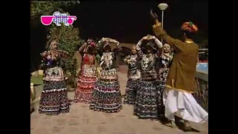 Kalyo Kood Padyo Mele Main Rajasthani Folk Dance Kalbeliya Dance