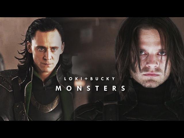Loki Bucky monsters