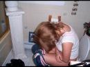 Прикол над девушкой в туалете! Самые лучшие приколы 2013! Girl funny video joke in new 2013!