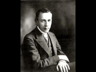 Rachmaninov plays  Rachmaninov  Musical Moment No. 1 (Op. 16)