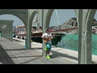 Andrew Doriane/Эндрю Дориан ft Swinging Petrograd - О.Г.О. Опасный город Одесса