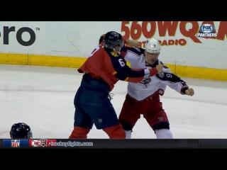 Gregory Campbell vs Alex Petrovic Dec 27, 2015