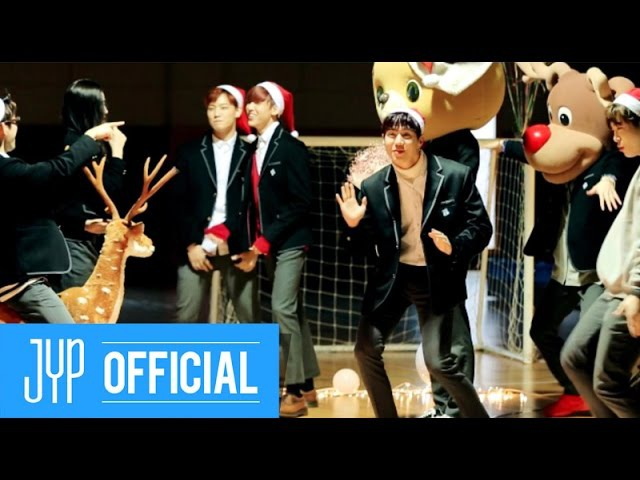 GOT7 Confession Song 고백송 M V