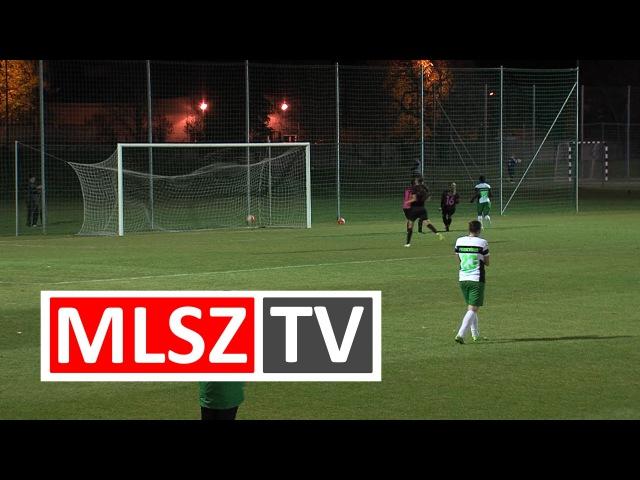 Ferencvárosi TC Kóka FNLA 10 0 JET SOL Liga 8 forduló MLSZ TV