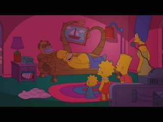 "Couch gag from ""simpsorama"" 