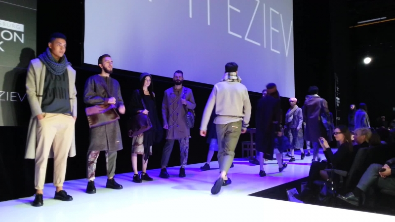 Fashion Week показ Apti Eziev