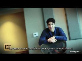 'Glee' Sneak Peek: The Warblers Will 'Rise' Thanks to Darren Criss' Song! (рус.суб.)