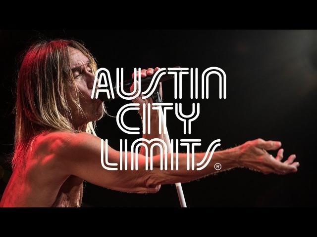 Austin City Limits Web Exclusive Iggy Pop Paraguay