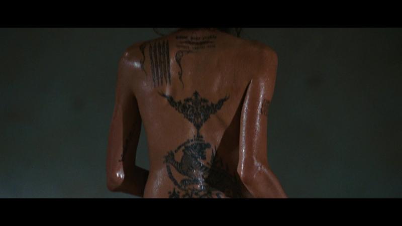 Angelina Jolie Sex Scene Cyborg