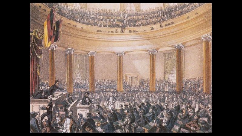 Wer kann eine Verfassung in der BRD durchsetzen war die Frage - dies kann nur das Volk selbst!