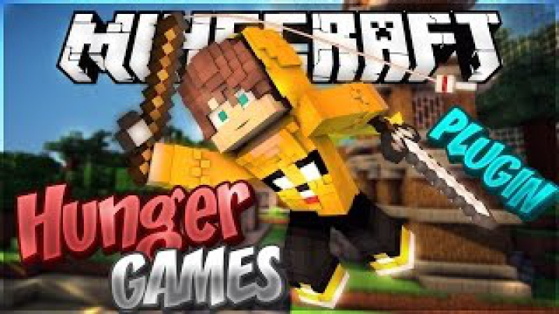 Plugin HungerGames for Minecraft Pe | PocketMine | MCPE || HelShow