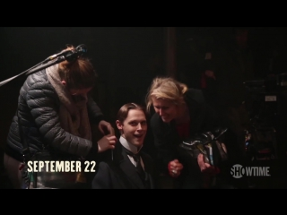 Penny Dreadful. Behind The Scenes׃ One Second a Day. Season 3
