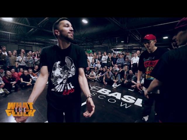 What The Flock vol 4 Hip Hop 2x2 FINAL L'eto Irina vs Maximus Ego