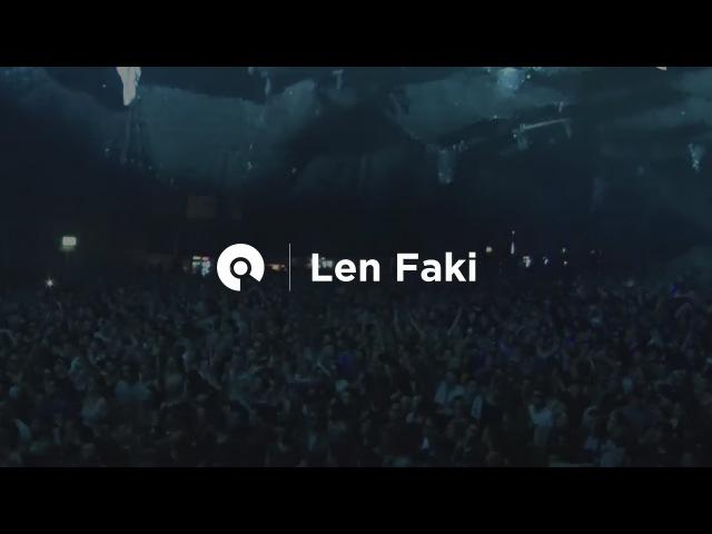 Len Faki @ Time Warp Mannheim 2016