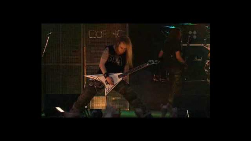 Every Time y Die Solo Playing By Alexi Laiho LIVE