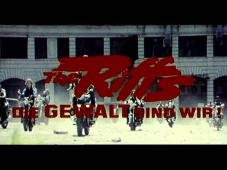 1990: The Bronx Warriors (1982) German Trailer