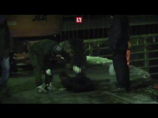 В Подмосковье в результате пожара погибло четверо рабочих