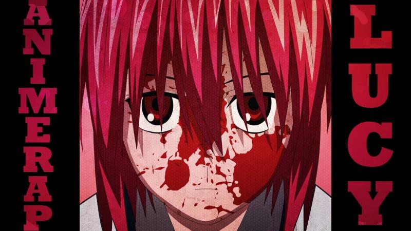 AnimeRap - Elfen Lied Lucy - Nyu Rap 2014 | Эльфийская песнь Реп Про Люси - Ню