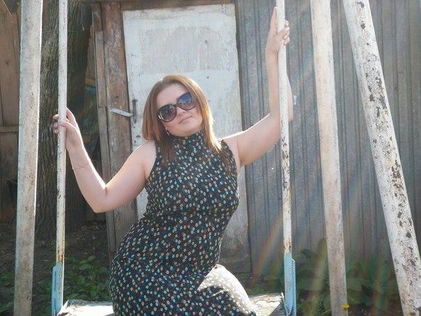 Настя Ротина, 34 года