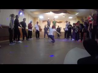 Bboy invalido bgirl ramona sashdrill & juniors vs bboy zaya & juniors crew