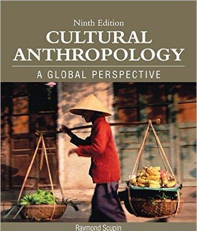 Cultural Anthropology (9th Edition)