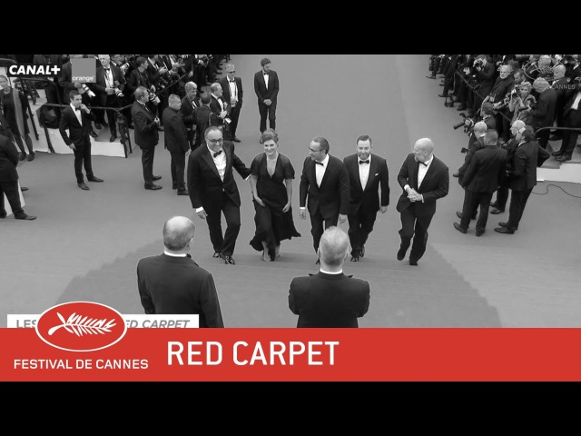 NELYUBOV LOVELESS Red Carpet EV Cannes 2017