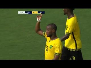 Curacao jamaica, goal • williams 58'