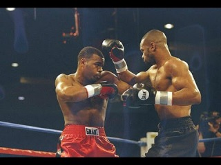 Мировой бокс. Рой Джонс - Монтелл Гриффин (2 бой).