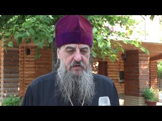 Луганский священник отец Павел назвал совершивших теракты 7 июля сатанистами