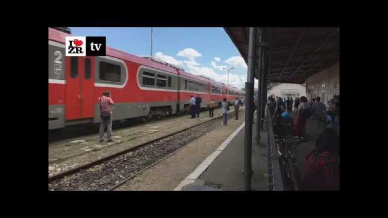 Treći ruski voz stigao u Zrenjanin