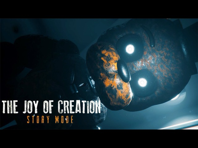 ПЛЮШЕВЫЕ ТРЯПКИ ► The Joy of Creation Story Mode 3