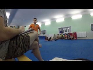 vasvan1na1 - Тренировка -  в ленкоме (Севск)