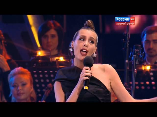 A'Studio и Сосо Павлиашвили Без тебя Новая волна 2015 Россия HD