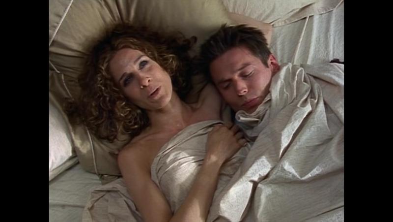 Переспала с мужчиной как мужчина Секс в большом городе 1х01