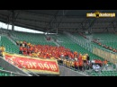 Śląsk Wrocław 2 0 Korona Kielce 26 08 2012 Doping Koronidow