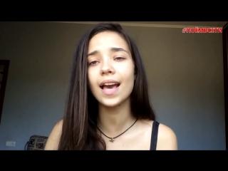 Пицца - Лифт (cover by Евгения Семехина),красивая девушка классно спела кавер,красивый голос,отлично спела,поёмвсети,талант
