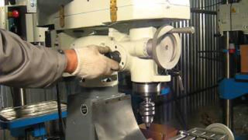 Вертикальный сверлильно фрезерный станок MetalMaster TDM 20