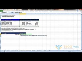 Полный курс по функции ВПР в Excel, часть 1
