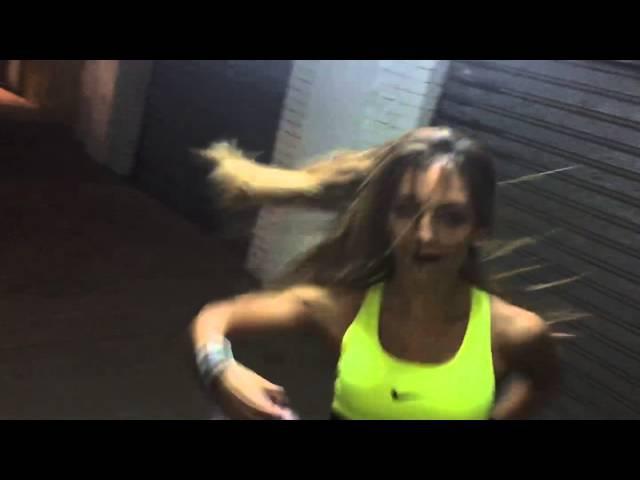 Zumba® fitness - BODYLINE Studio Nis 2016