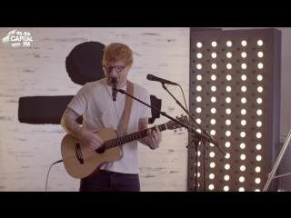 Ed sheeran starving (hailee steinfeld, grey cover) (capital live session)