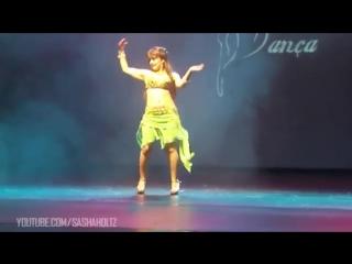 Sasha Holtz - Do Brasil para o Oriente _ dança do ventre _ belly dance 716