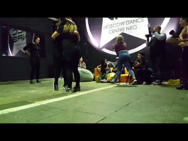 Dancehall Battle JuliYago win vs Liza Zero Judge Kimiko Versatile
